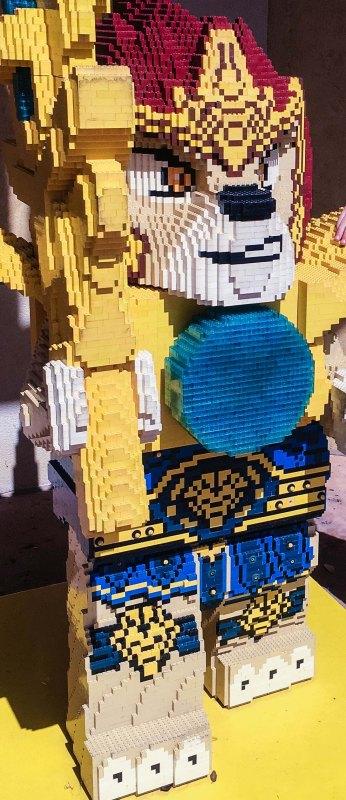 LEGO Ninjago ~ photo by Edward Main