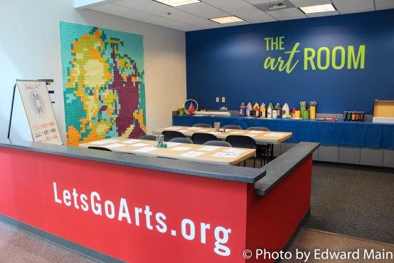 #artroom @letsgoarts