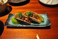 Wagyu beef tacos