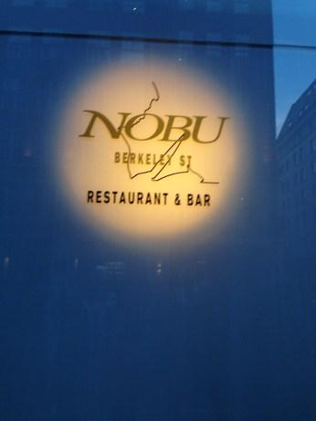 Nobu Berkeley St