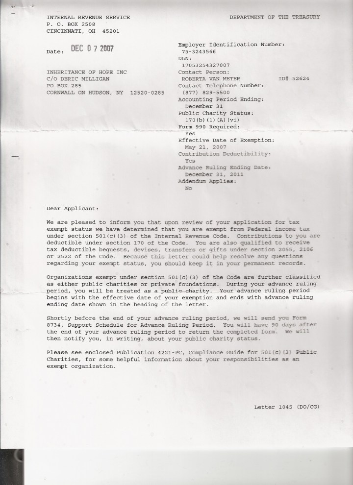 Irs Assignment Letter Poemview