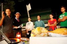 The Kogarah Mecca candlelight vigil