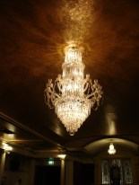 Dame Melba's chandelier