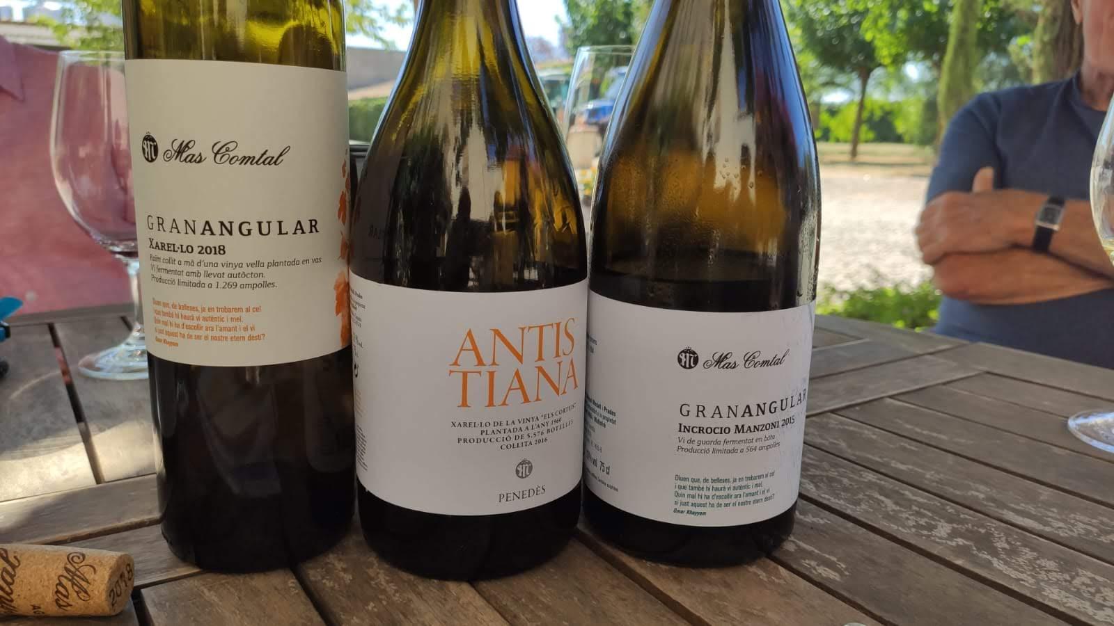 Proeverij Xarello wijnen