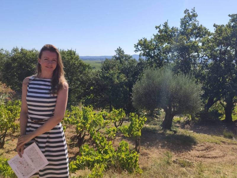 Mijn bezoek aan Mas Jullien - wijnhuis Languedoc