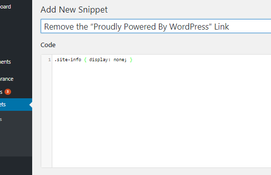 How to Safely Add Code Snippets to Your WordPress