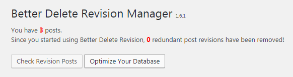 How to Delete WordPress Post Revisions