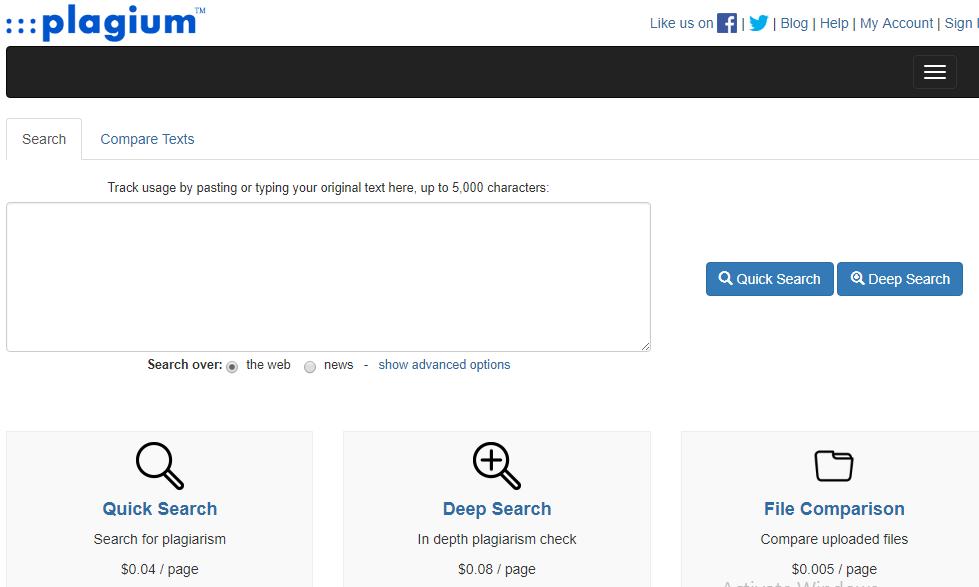 Duplicate Content Checker Tools