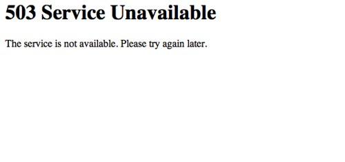 WordPress में 503 Service unavailable error fix कैसे करें