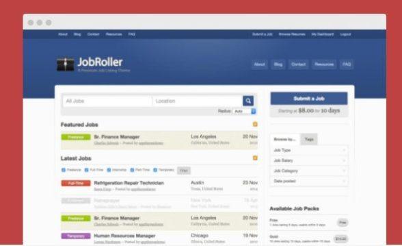 Best Job Board WordPress Themes