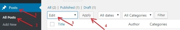 How to Disable Comments in WordPress