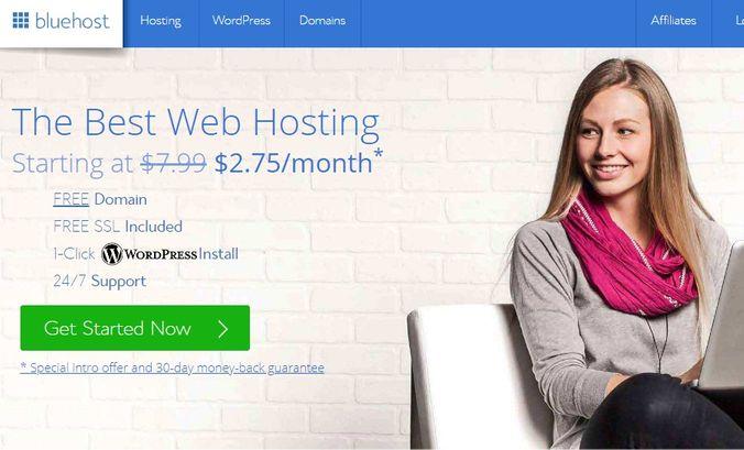 Bluehost Review 2019: क्या Bluehost सस्ता और अच्छा है?