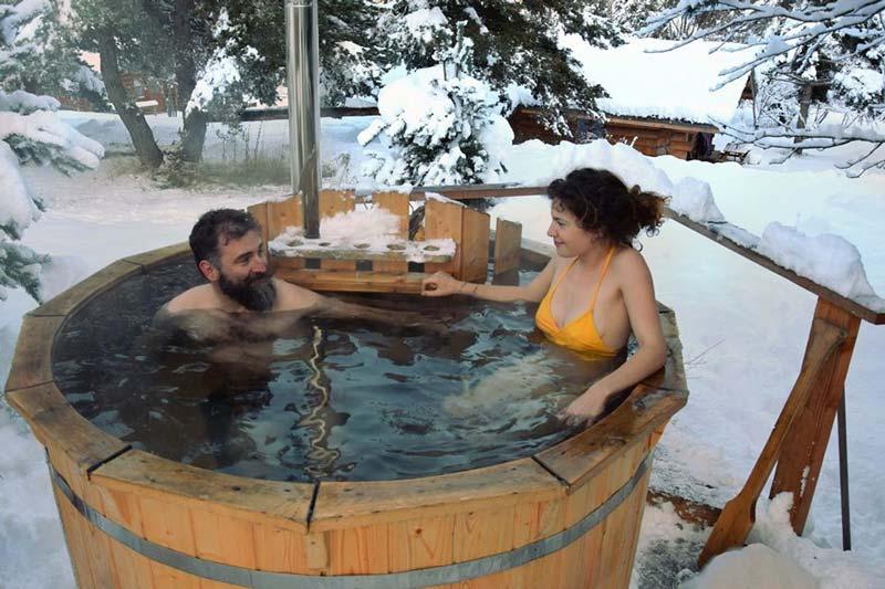 qu est ce qu un bain nordique forest spa
