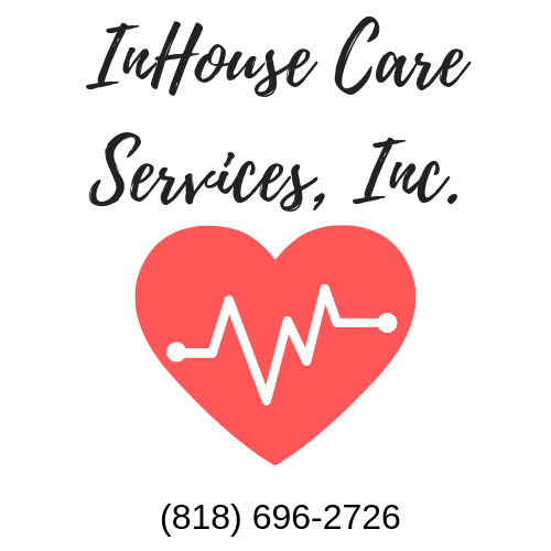 in home health care logo