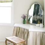 10 Top Diy Makeup Vanity Table Ideas For A Pretty Project