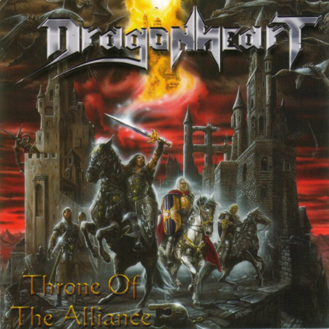 Throne of the Alliance Cover - Iniciativa Nerd