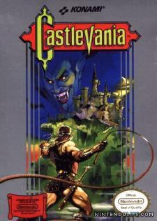 Castelvania capa do jogo