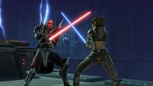 SWTOR: Sith vs Jedi, no Iniciativa Nerd