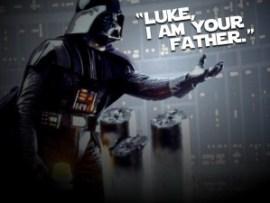 Darth Vader: Eu sou seu pai, Luke