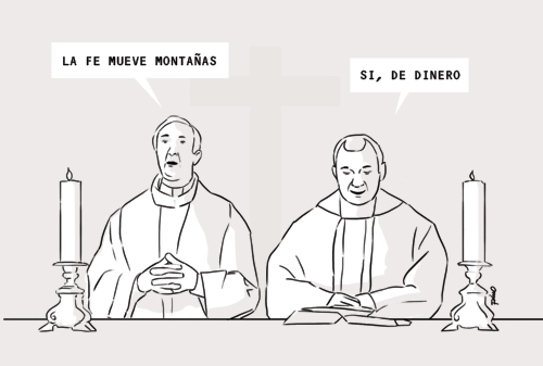 Dibujo de Pablo Pino