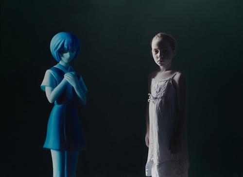 El murmullo de los inocentes de Gottfried Helnwein
