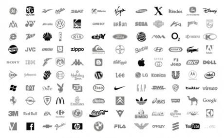 Los logos elegidos para el teclado
