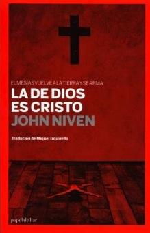 Portada española de La de Dios es Cristo