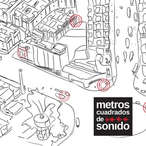 Metros cuadrados de sonido