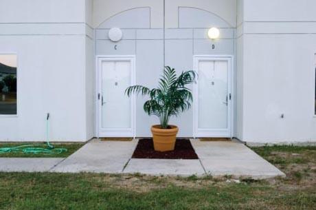 Fotografía de la serie Guantanamo Bay de Christopher Sims