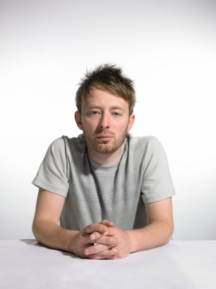 Reportaje de Thom Yorke para Make Trade Fair de Oxfam
