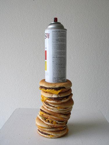 Imagen de la serie Con Cheesburgers de William Hundley