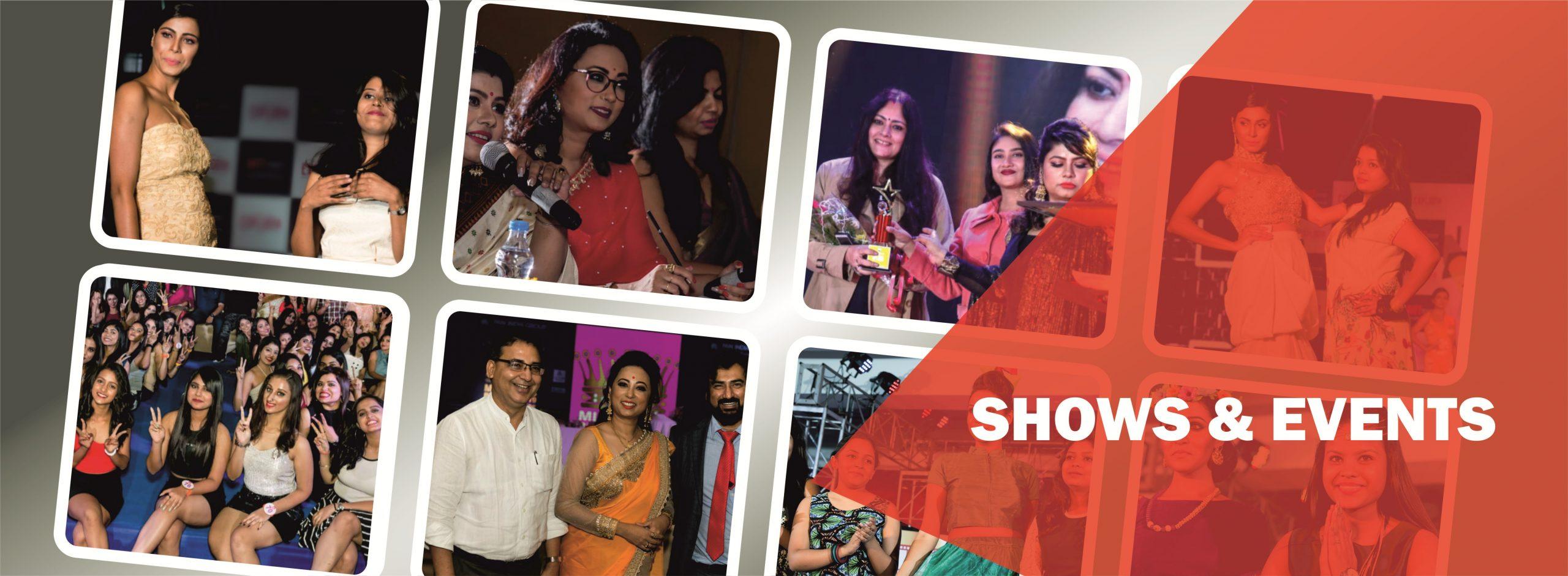 INIFT fashion shows and evemts in kolkata