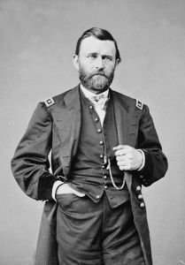 Stock photo of Ulysses S. Grant in uniform