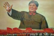 Chinese propagandist art from Mao era