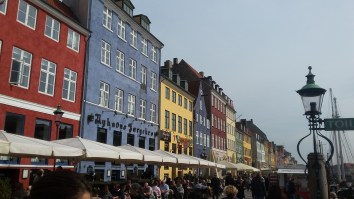 Nyhavn aka such pretty houses