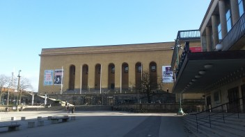 the art gallery i went to