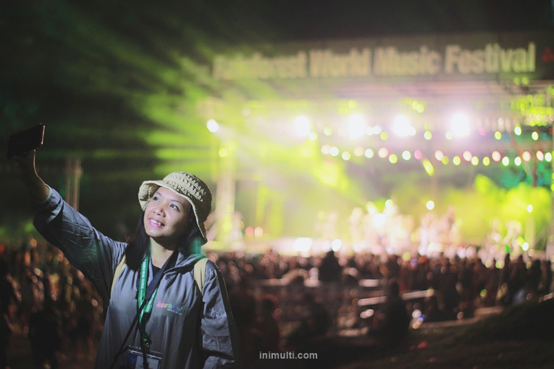Rainforest World Music Festival, festival musik dunia