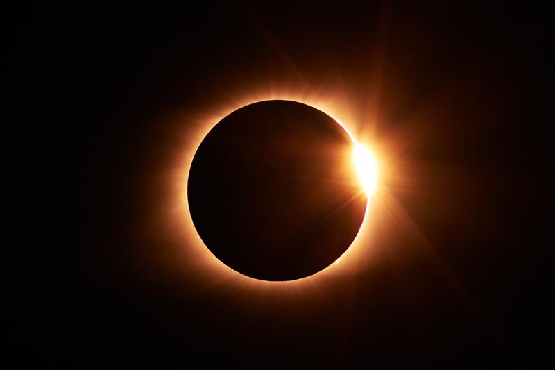 gerhana matahari cincin melintasi singkawang