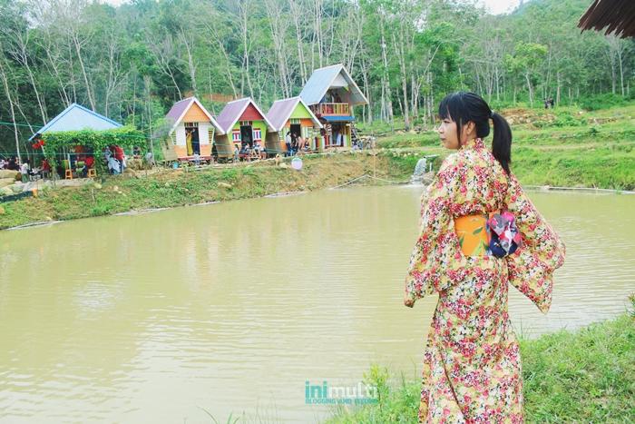 desa wisata setanga lestari bengkayang