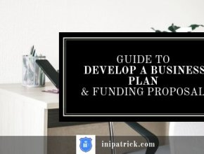 Develop a Business Plan & Funding Proposal