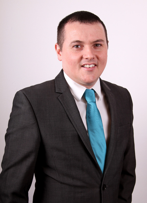 Fianna F‡il Election Candidate for May Elections Martin McDermott