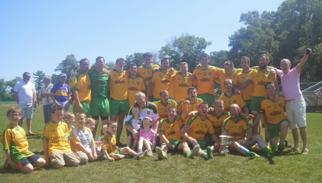 Donegal Boston Juniors