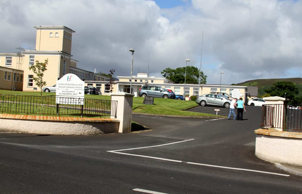 The James Connolly Unit is situated on the grounds of  Carn Hospital