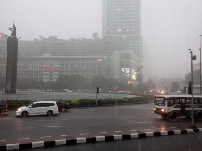 Hujan Jakarta