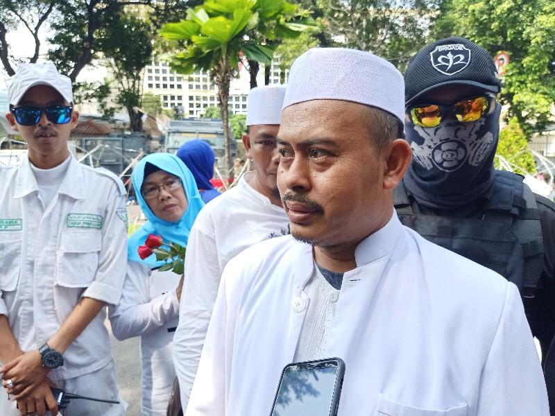PA 212 Pindah Rencana Sujud Syukur, Batal Monas Lanjut Kertanegara ...