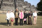 Ganjar Pranowo dan Raja Malaysia