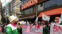 Serikat Pekerja Dunkin' Donuts