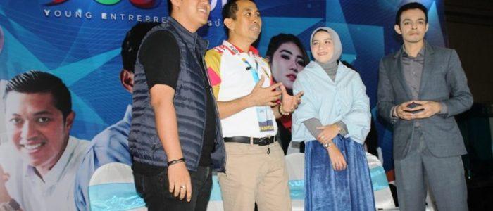 Geber Surabaya YES, KAHMIPreneur Tebar Virus Semangat Entrepreneur