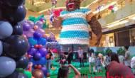 Permalink ke Ciputra World Surabaya Berubah Jadi Belantara Balon, Ada Rumah Labu, Unicorn, dan Kuda Prajurit, Penasaran?