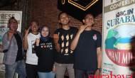 Permalink ke '100%IN', We the Youth Tantang Generasi Muda Surabaya 'Wani Milih'
